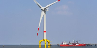 Why the future is here for Off-shore Wind Power