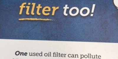 Remember: Motor Oil Can Be Recycled